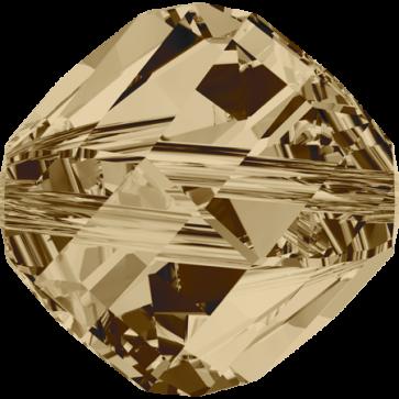 Margele Swarovski 5020 Crystal Golden Shadow (001 GSHA) 8 mm