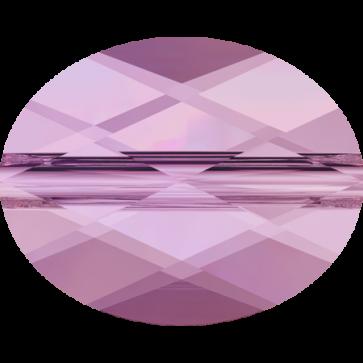 Margele Swarovski 5051 Crystal Lilac Shadow (001 LISH) 8 x 6 mm