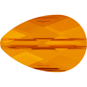 Margele Swarovski 5056 Tangerine (259) 10 x 6 mm