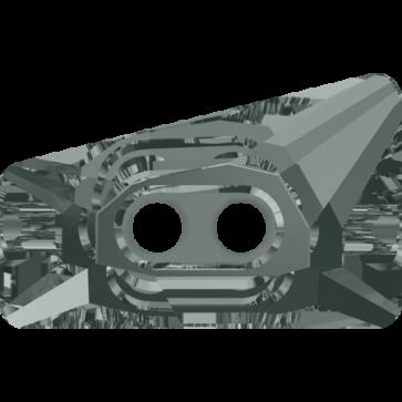 Nasturi Swarovski 3052 Black Diamond F (215) 17 mm