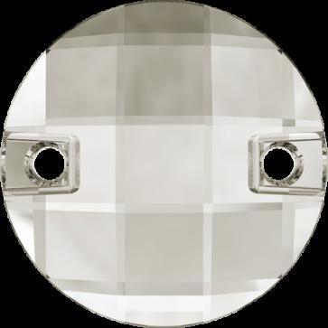 Cristale Swarovski De Cusut 3220 Crystal Silver Shade F (001 SSHA) 14 mm