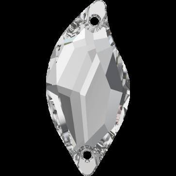 Cristale Swarovski De Cusut 3254 Crystal F (001) 30 x 14 mm