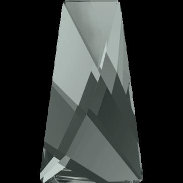 Cristale Swarovski cu spate plat No Hotfix 2770 Black Diamond F (215) 6 x 3,5 mm