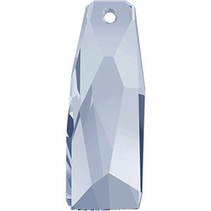 Pandantiv Swarovski 6019/G CRYSTALACTITE PEND.PETITE Crystal Blue Shade V (001 BLSV) 35 mm