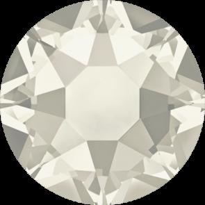 Cristale Swarovski cu spate plat si lipire la cald 2000 Crystal Silver Shade A HF (001 SSHA) SS 3
