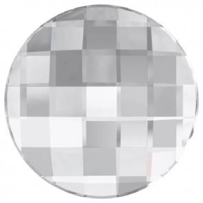 Cristale Swarovski cu spate plat No Hotfix 2035 Crystal CAL SI (001 CASI) 20 mm