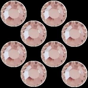 Cristale Swarovski cu spate plat si lipire la cald 2038 Vintage Rose HFT (319) SS 6