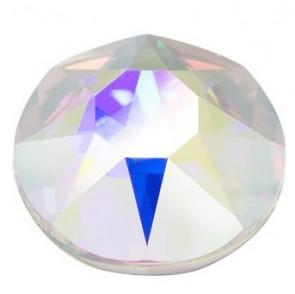 Cristale Swarovski cu spate plat si lipire la cald 2078 Crystal AB A HF (001 AB) SS 48 - Xirius Rose