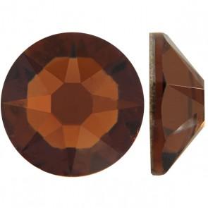 Cristale Swarovski cu spate plat No Hotfix 2088 Smoked Topaz F (220) SS 34