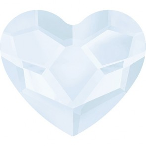 Cristale Swarovski cu spate plat si lipire la cald 2808 Crystal Powder Blue HFT (001 L104) 6 mm