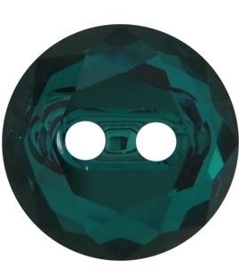 Nasturi Swarovski 3014 Emerald (205) 12 mm