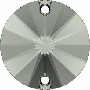 Cristale Swarovski De Cusut 3200/G Black Diamond 12 MM