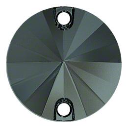 Cristale Swarovski De Cusut 3200 Jet Hematite (280 HEM) 10 mm