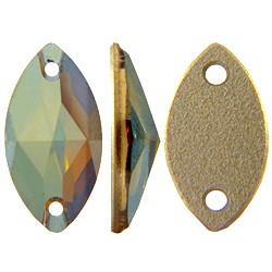 Cristale Swarovski De Cusut 3223 Crystal Bronze Shade F (001 BRSH) 12 x 6 mm
