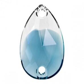 Cristale Swarovski De Cusut 3230 Crystal-Mont. Blend F (725) 12 x 7 mm