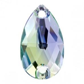 Cristale Swarovski De Cusut 3230 Pro.Lav-Chrys. Blend F (726) 12 x 7 mm