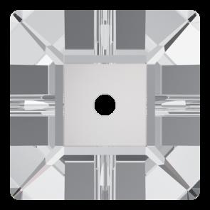 Cristale Swarovski De Cusut 3400 Crystal Satin F (001 SATIN) 6 mm