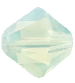 Margele Swarovski 5328 Chrysolite Opal (294) 10 mm