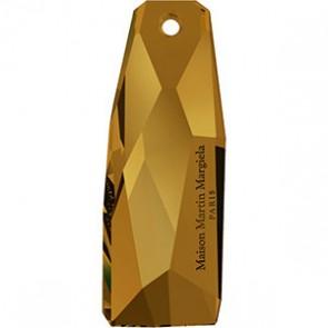 Pandantiv Swarovski 6018/G THE PETITE CRYSTALACTITE Crystal Copper V (001 COPPV) 35 mm