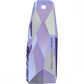 Pandantiv Swarovski 6018/G THE PETITE CRYSTALACTITE Crystal Vitrail Light P (001 VL 35 mm