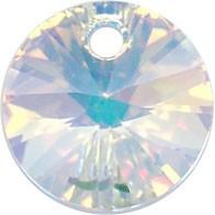 Pandantiv Swarovski 6428 XILION PENDANT Crystal AB (001 AB) 8 mm - Xilion