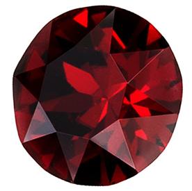 Cristale Swarovski Round Stones 1088 Siam SS 45