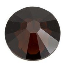 Cristale Swarovski cu spate plat No Hotfix 2058 Mocca F (286) SS 5