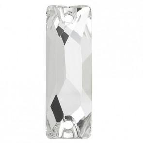 Cristale Swarovski De Cusut 3255 Crystal F (001) 18 x 6 mm