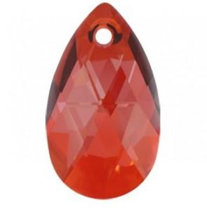 Pandantiv Swarovski 6106 Red Magma (001 REDM) 38 mm