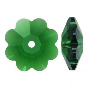Cristale Swarovski De Cusut 3700 Dark Moss Green (260) 6 mm