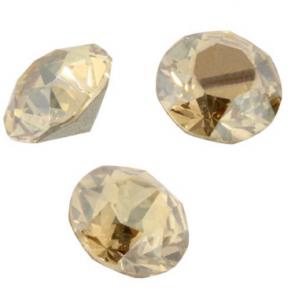 Cristale Swarovski Round Stones 1088 Golden Shadow SS 39