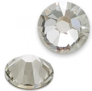 Cristale Swarovski cu spate plat si lipire la cald 2038 Crystal Silver Shade (001 SSHA) SS 34