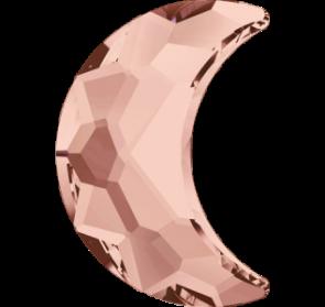Cristale Swarovski cu spate plat si lipire la rece 2813 Blush Rose F (257) 8 x 5,5 mm