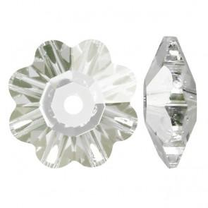 Cristale Swarovski De Cusut 3700 Crystal Silver Shade (001) 8 mm