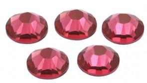 Cristale Swarovski cu spate plat si lipire la cald 2038 Indian Pink (289) SS 34