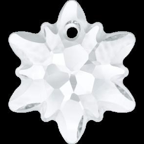 Pandantiv Swarovski 6748/G EDELWEISS PENDANT PF Crystal (001) 14 mm