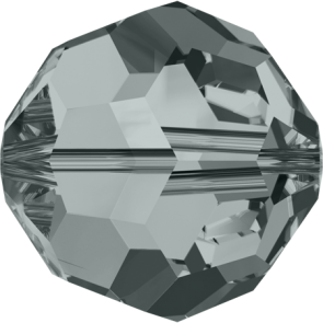 Margele Swarovski 5000 Black Diamond (215) 3 mm