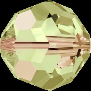Margele Swarovski 5000 Crystal Luminous Green (001 LUMG) 3 mm