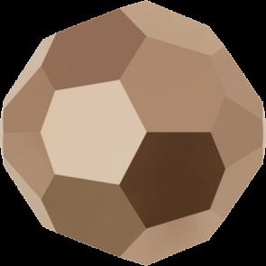 Margele Swarovski 5000 Crystal Rose Gold (001 ROGL) 3 mm