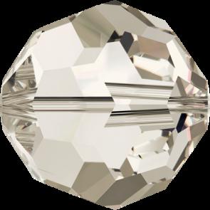 Margele Swarovski 5000 Crystal Silver Shade (001 SSHA) 3 mm