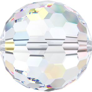 Margele Swarovski 5003 Crystal AB (001 AB) 10 mm
