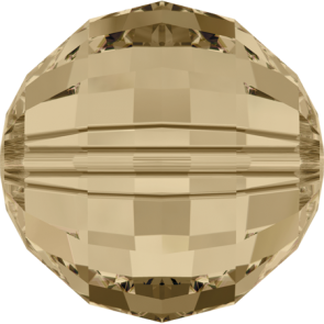 Margele Swarovski 5005 Crystal Golden Shadow (001 GSHA) 8 mm