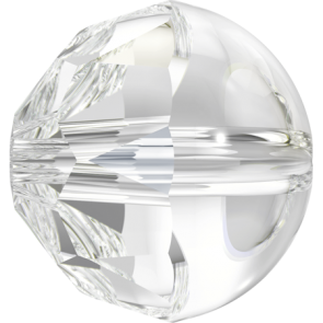 Margele Swarovski 5026 Crystal (001) 6 mm