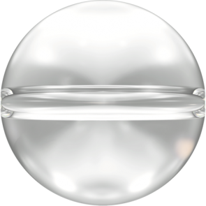 Margele Swarovski 5028/4 Crystal (001) 6 mm