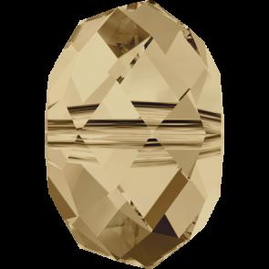 Margele Swarovski 5040 Crystal Golden Shadow (001 GSHA) 4 mm