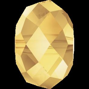 Margele Swarovski 5040 Crystal Metallic Sunshine (001 METSH) 4 mm