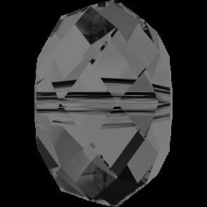 Margele Swarovski 5040 Crystal Silver Night (001 SINI) 4 mm