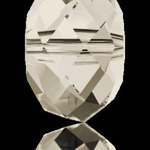 Margele Swarovski 5040 Crystal Silver Shade (001 SSHA) 4 mm