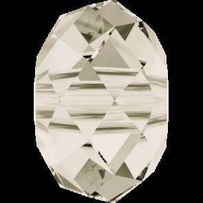 Margele Swarovski 5041 Crystal Silver Shade (001 SSHA) 18 mm