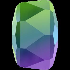 Margele Swarovski 5045 Crystal Scarabaeus Green (001 SCGR) 6 mm